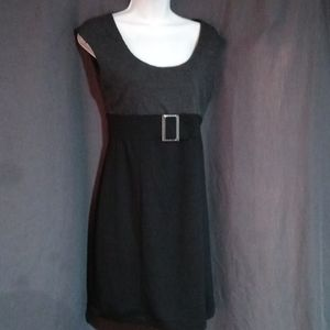 PRRCEPTIONS BELTED DRESS